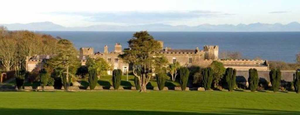 Ardgillan Castle walks for families in Ireland