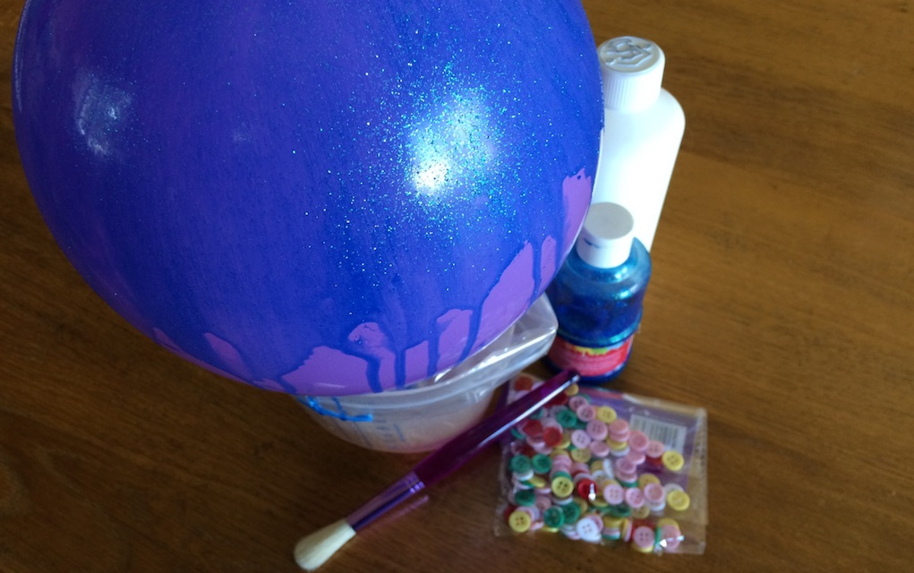balloon and button craft ideas for kids