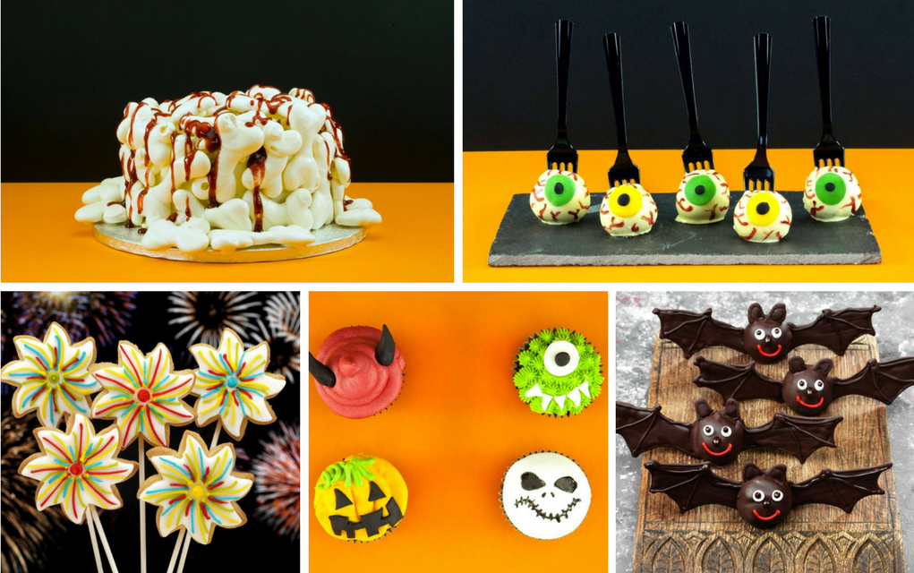 spooky halloween cooking games