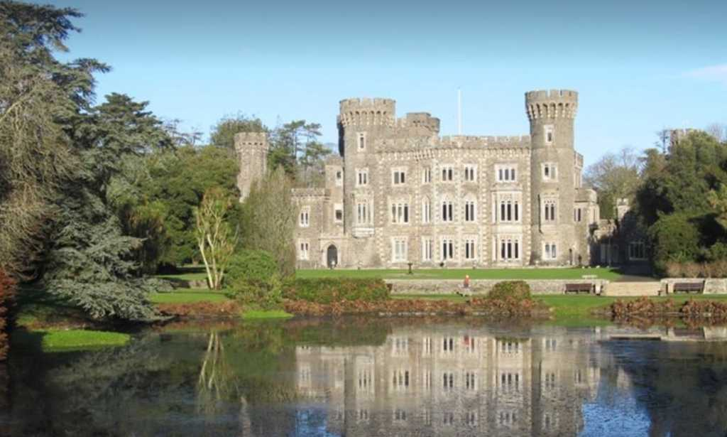 Family walks in Ireland Johnstown Castle Estate