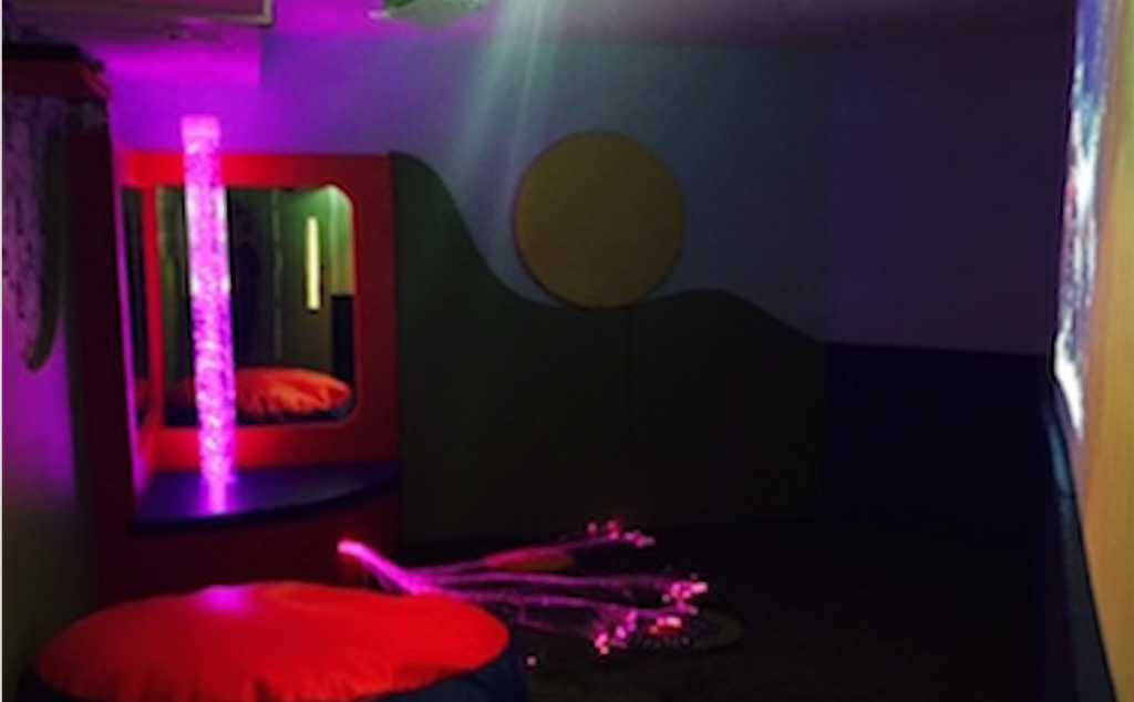 Sensory play places Ireland Drogheda Leisure Centre