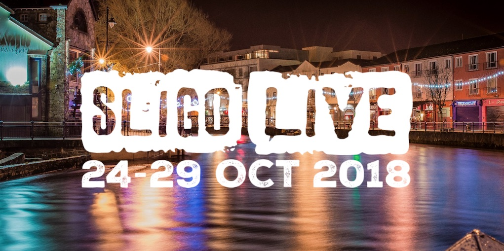 Sligo Live 2018 free events for Halloween