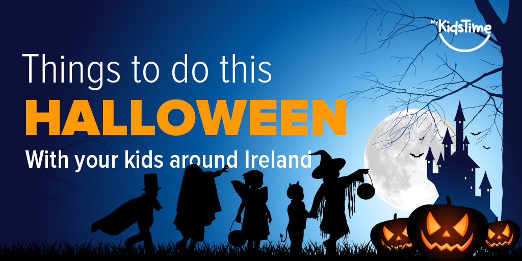 Whats on around Ireland this Halloween