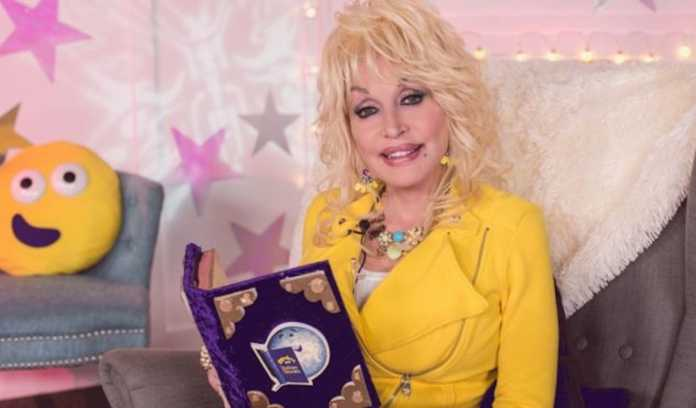 Dolly Parton on CBeebies