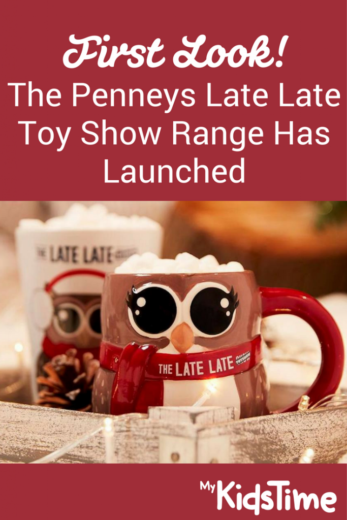 Penneys Late Late Toy Show range
