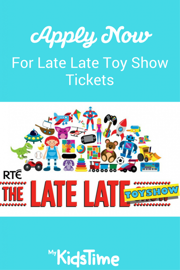 Late Late Toy show tickets