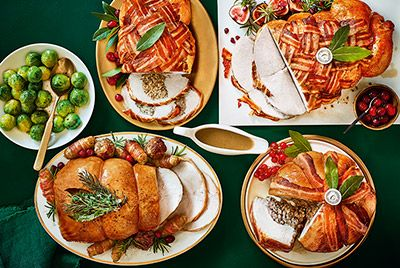 M&S Christmas dinner tips and tricks to save time