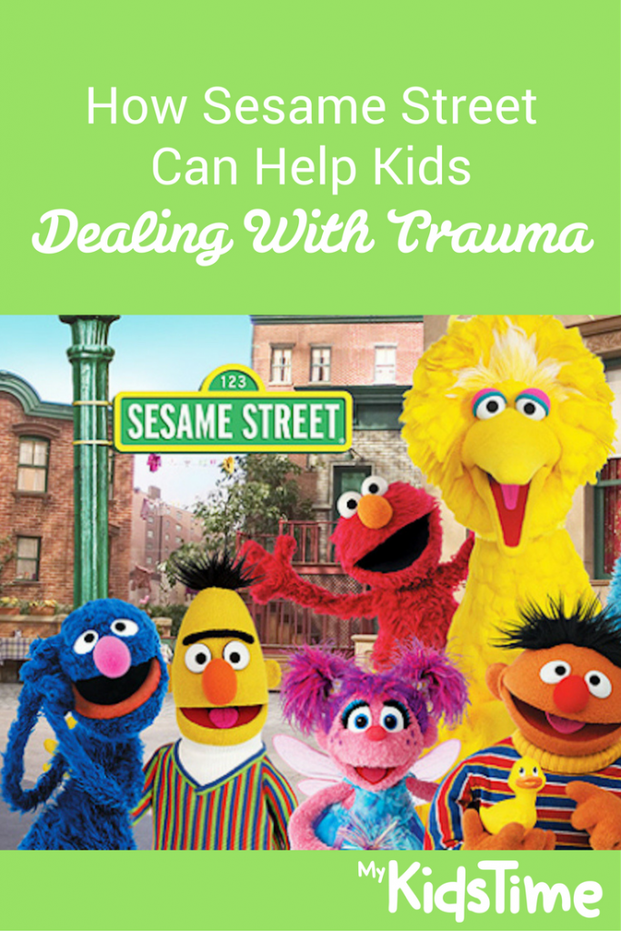 help kids deal with trauma