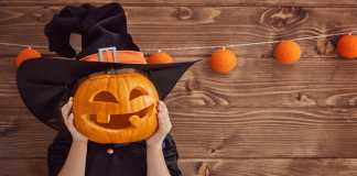 Simple Physical Literacy how to make Halloween more fun for kids