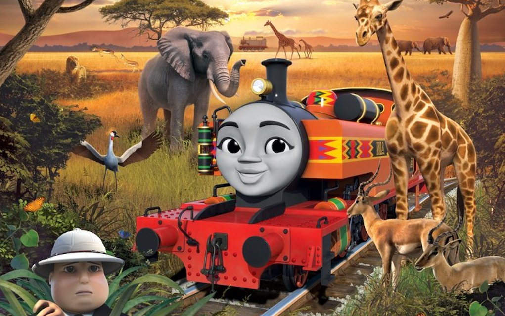 Thomas the Tank Engine's New Female Characters