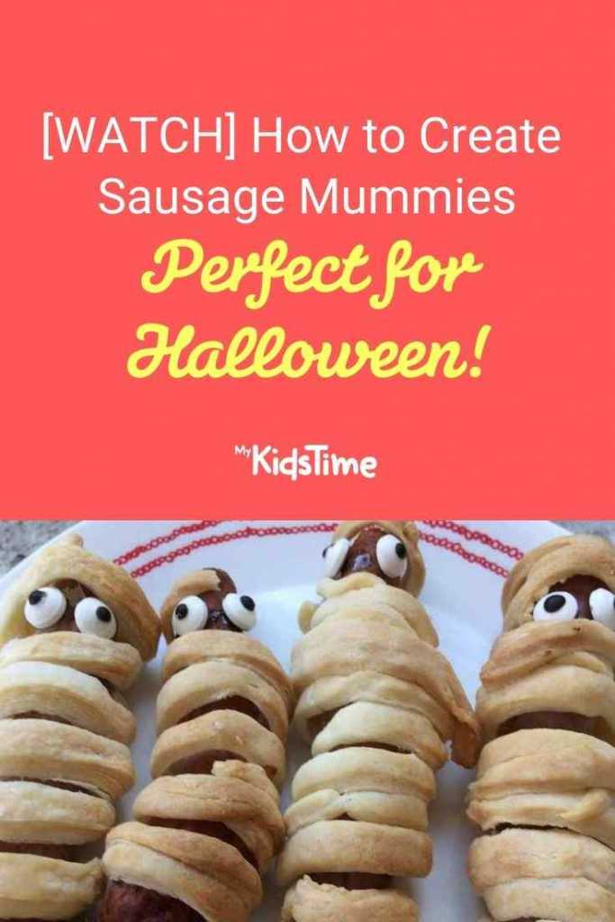 How to Create Sizzling Sausage Mummies Perfect for Halloween