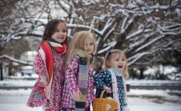 free things to do with kids around Ireland at Christmas