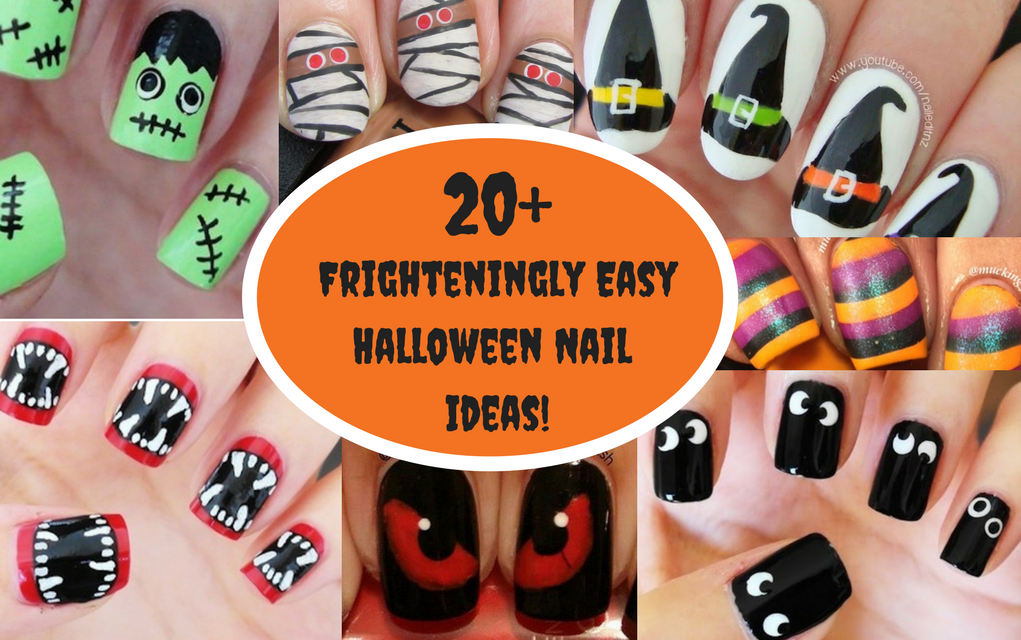Don\u0027t Be Afraid! 20+ Frighteningly Easy Ideas for Halloween
