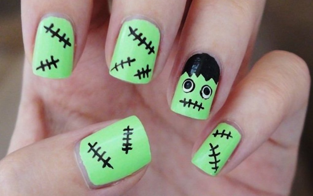 Halloween nail ideas