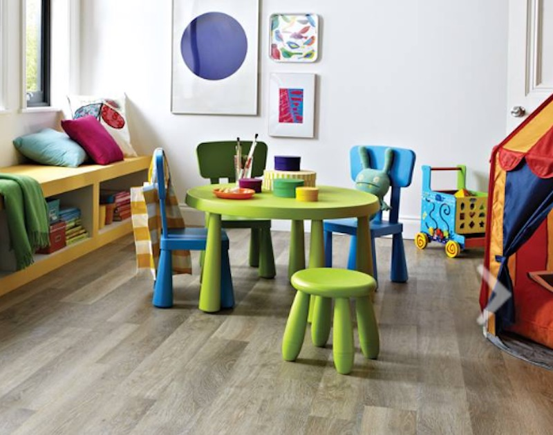 perfect playroom floors from karndean