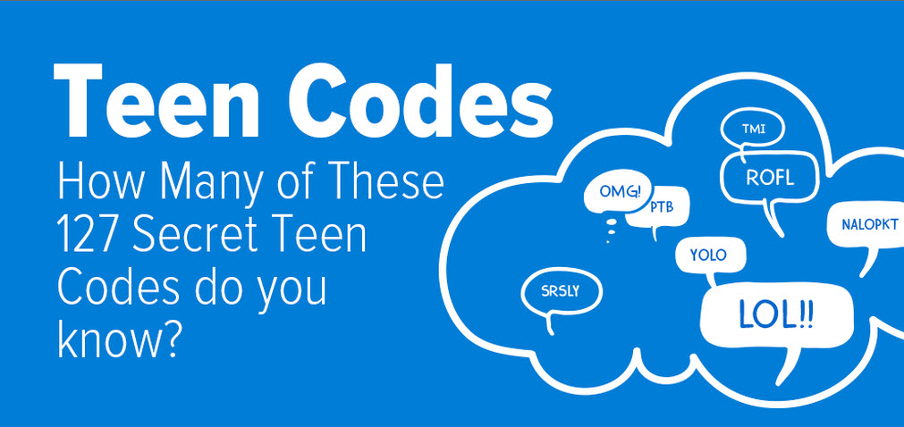 How Many of These 127 Secret Teen Codes Do You Know?