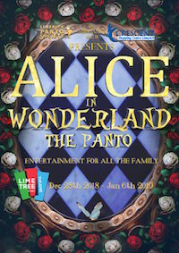 Alice in Wonderland The Panto Lime Tree Theatre