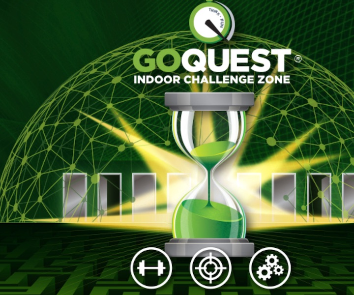 GoQuest challange zone escape rooms dublin