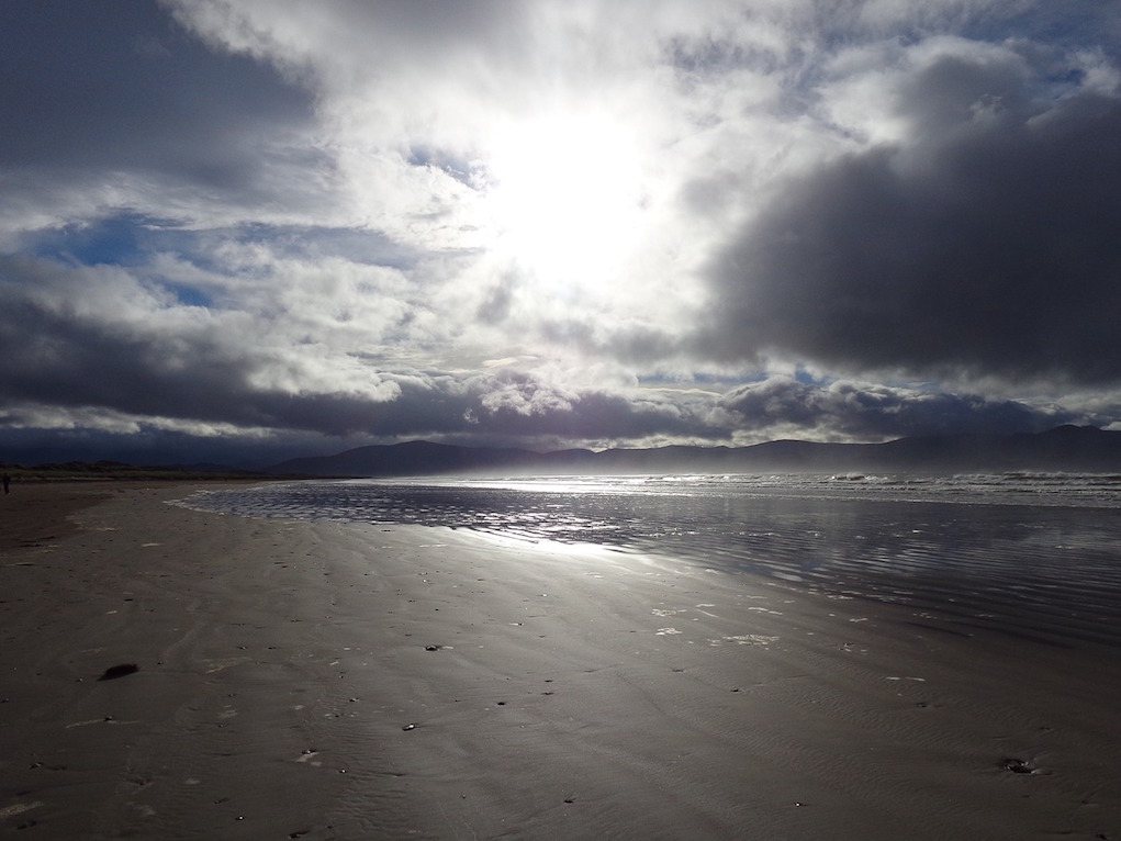 Inch Beach Kerry Winter walks for families