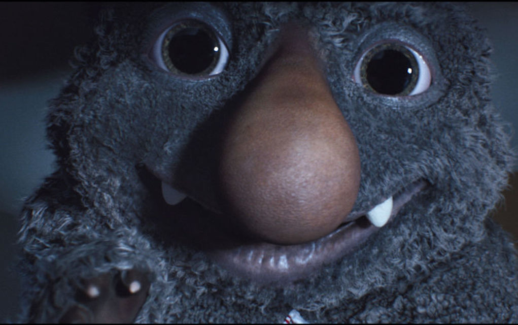 Finally! Meet Moz the Monster in the John Lewis Christmas Ad