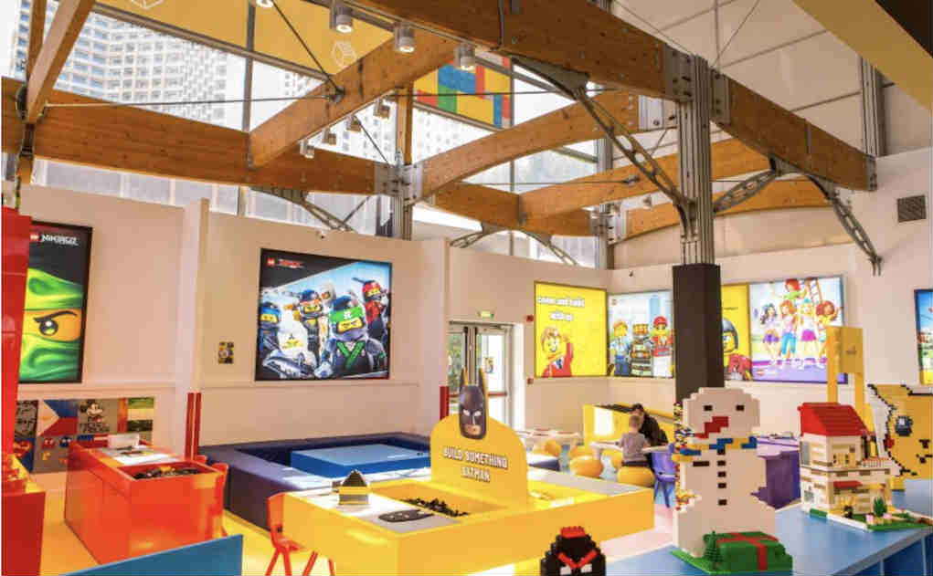 LEGO Pop In and Play Dubai