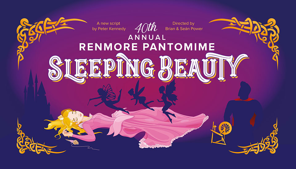 Renmore Panto Sleeping Beauty