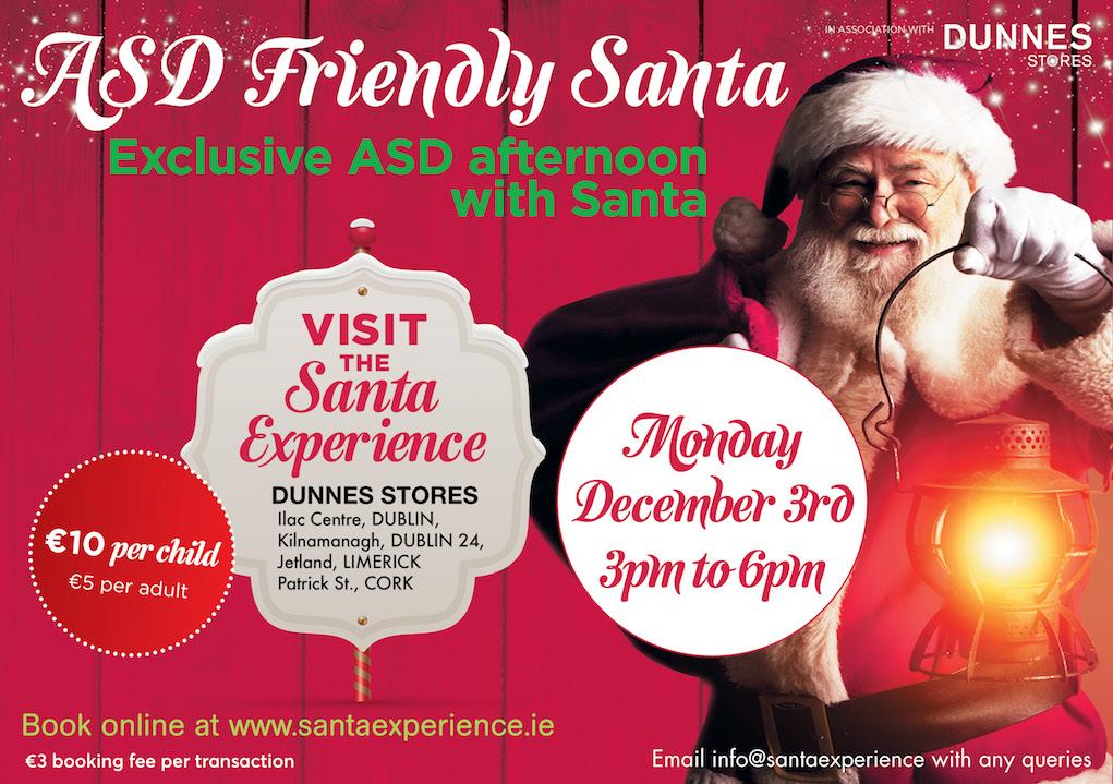 Sensory Santa Experience