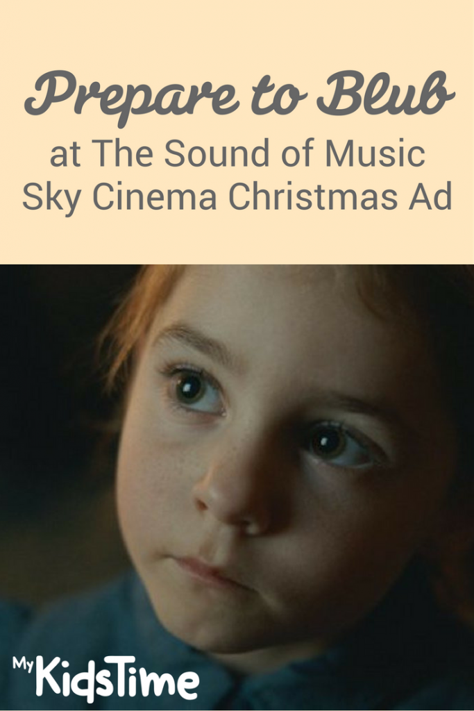 Sky Cinema christmas ad