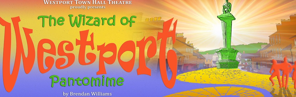 The Wizard of Westport Panto by Brendan Williams