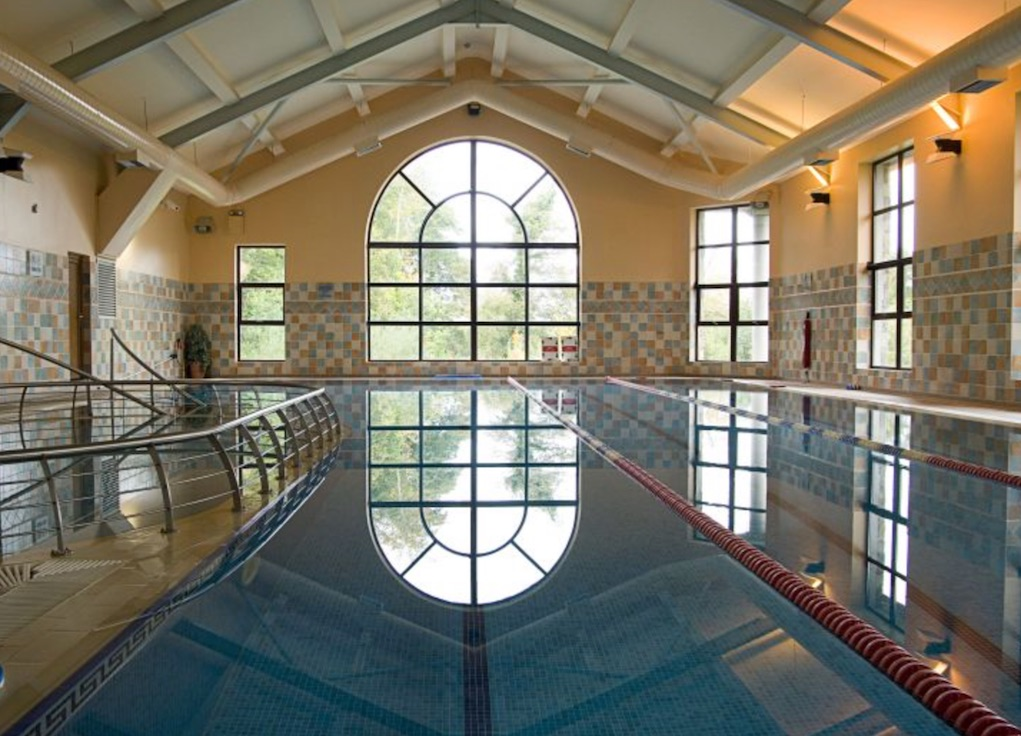 Westport Woods hotel pools mayo