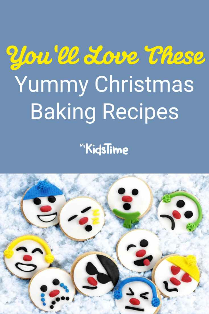 You'll Love These 3 Scrummy Christmas Baking Recipes - Mykidstime