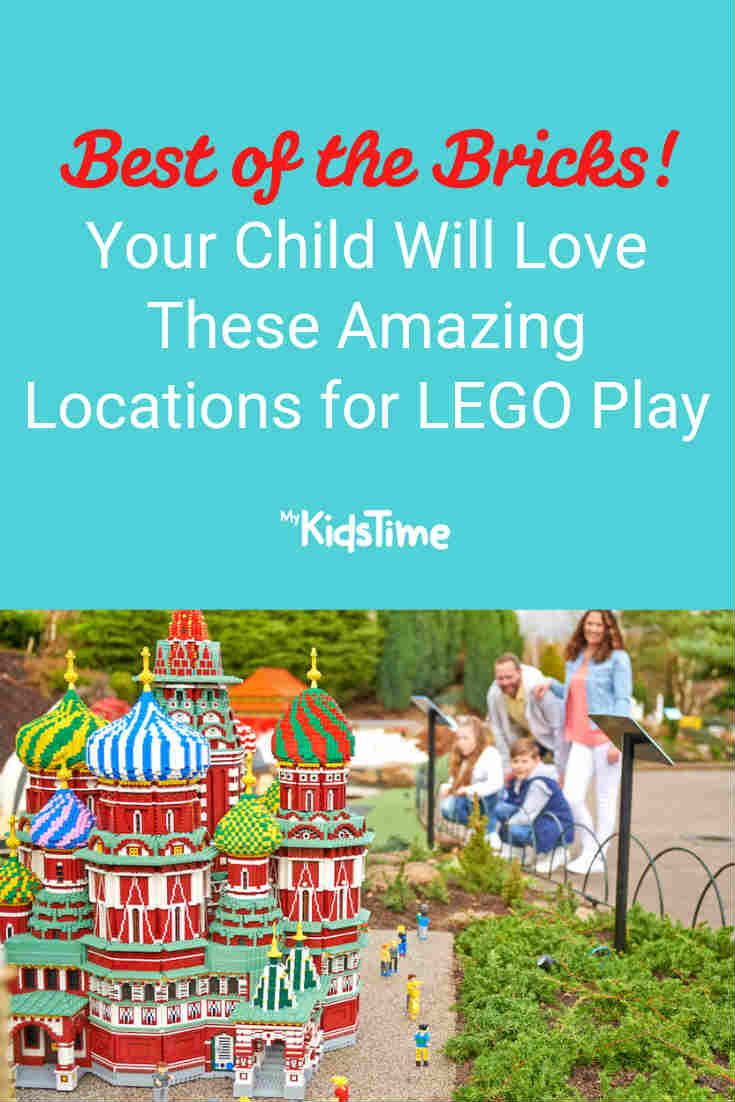 Your Child Will Love These Amazing Locations For Lego Play - Mykidstime