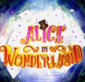 alice in wonderland Letterkenny Panto 2019