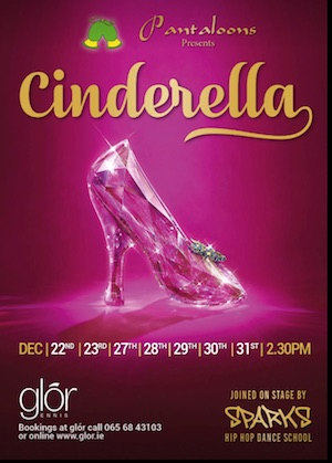 cinderella at glor ennis best pantos Ireland