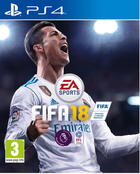 Best Video Games for kids FIFA 18