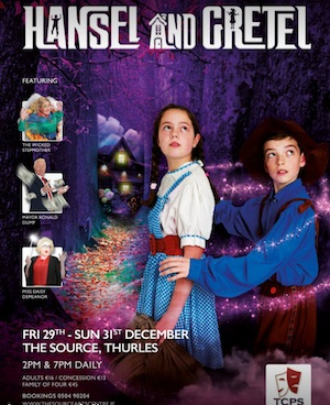 hansel and gretel best pantos thurles community panto society