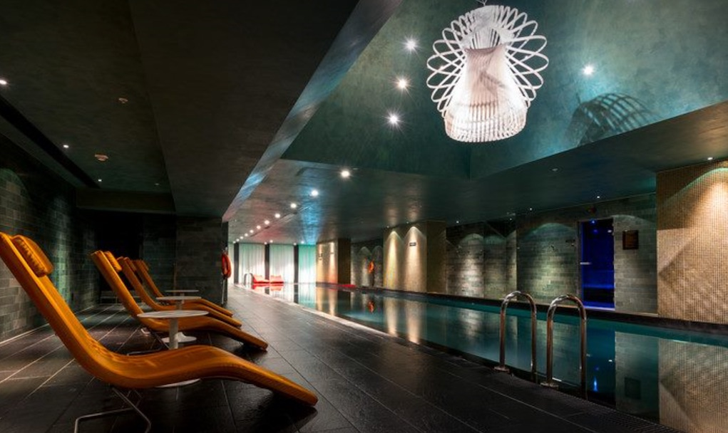 hotel pools ireland The Marker Hotel Pool Dublin