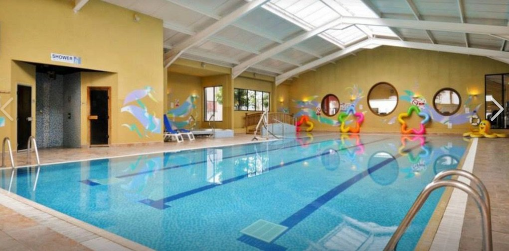 longford arms hotel pools Ireland