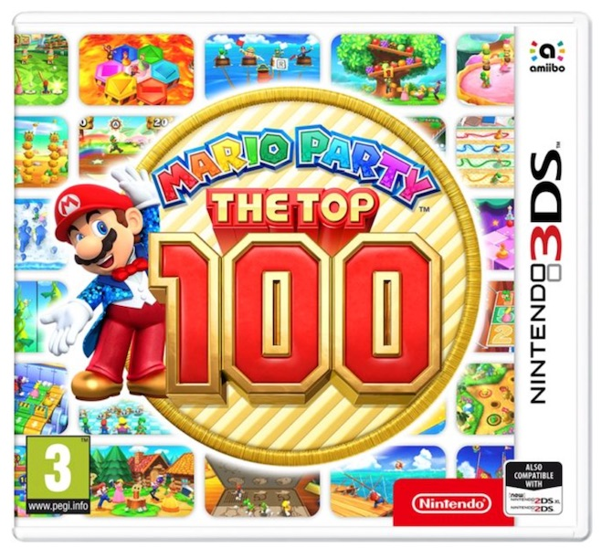Best Video Games for kids Mario Party The Top 100
