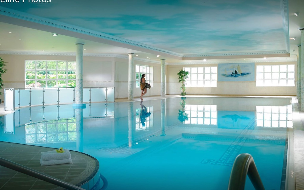 mount wolesely Carlow hotel pools