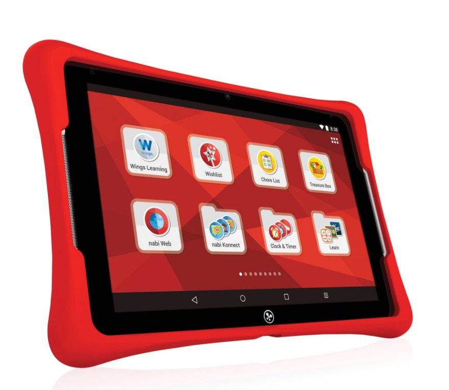 nabi Elev-8 top tablets for kids