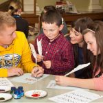 National Museum of Ireland family events