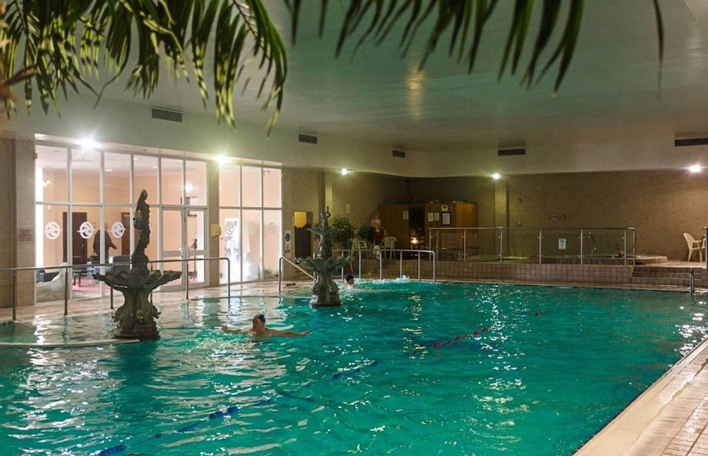 Best family friendly hotel pools in ireland Swimming pools in dublin city centre
