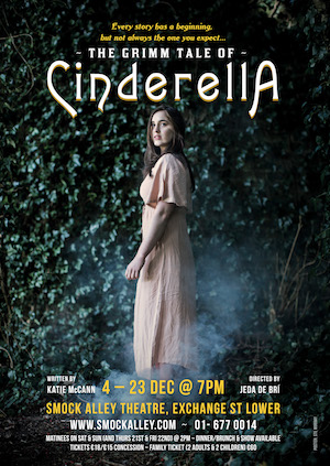 smock alley theatre The Grimm Tale of Cinderella best Pantos for families