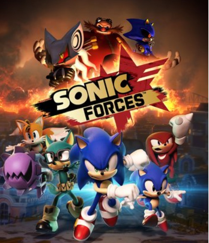 Best Video Games for kids Sonic Forces
