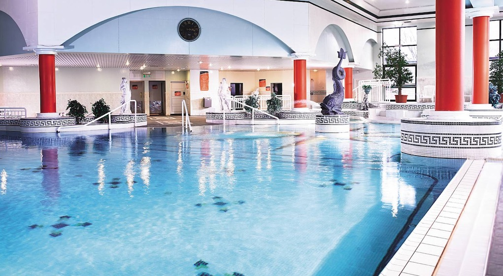 the connacht hotel pools galway