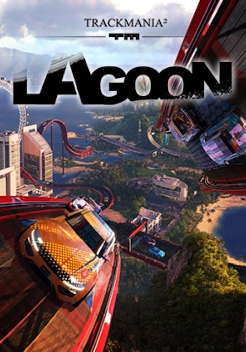 Best Video Games for kids TrackMania 2 Lagoon