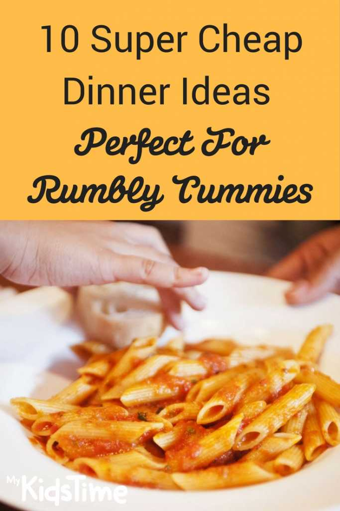 cheap dinner recipes