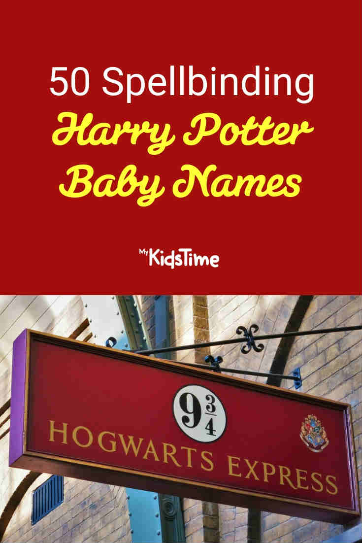 Harry Potter Baby Names - Mykidstime