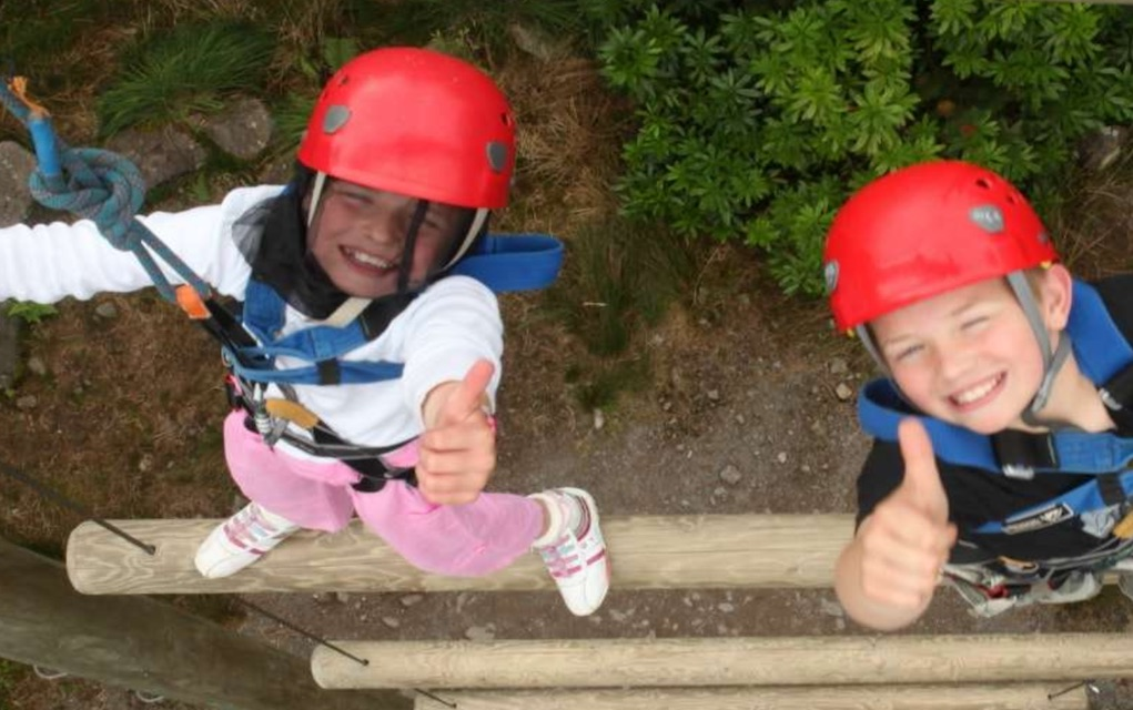 best party ideas and venues in Ireland Delphi Adventure Centre